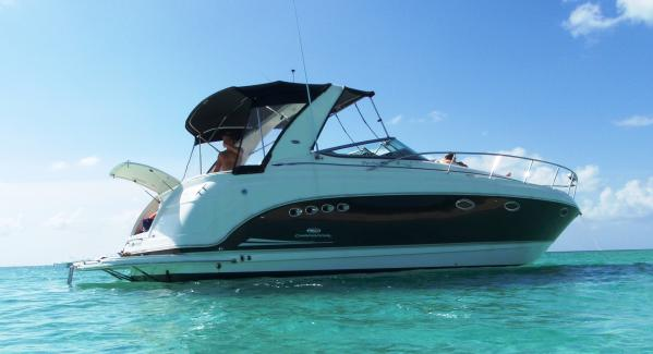 Intrepid 356 Cuddy, Yamaha 4 Strokes. Length: 35. Price: USD 89000