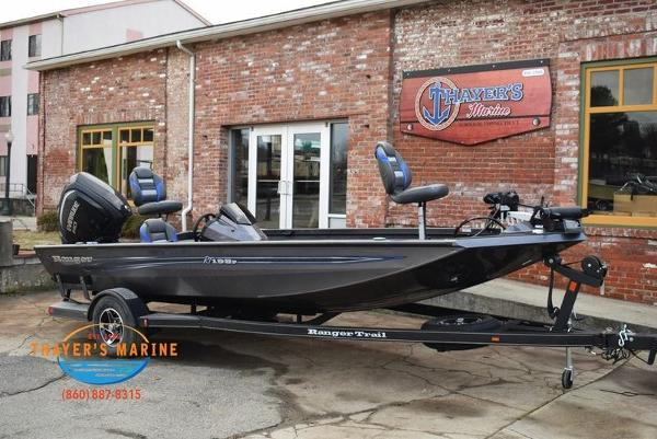 2020 Ranger Boats boat for sale, model of the boat is RT198P & Image # 1 of 46