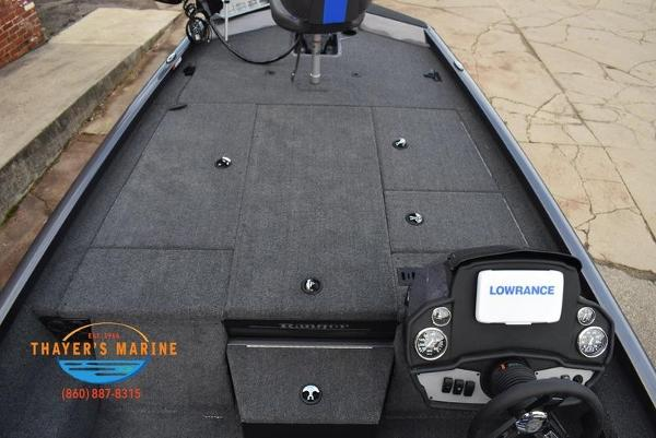 2020 Ranger Boats boat for sale, model of the boat is RT198P & Image # 38 of 46