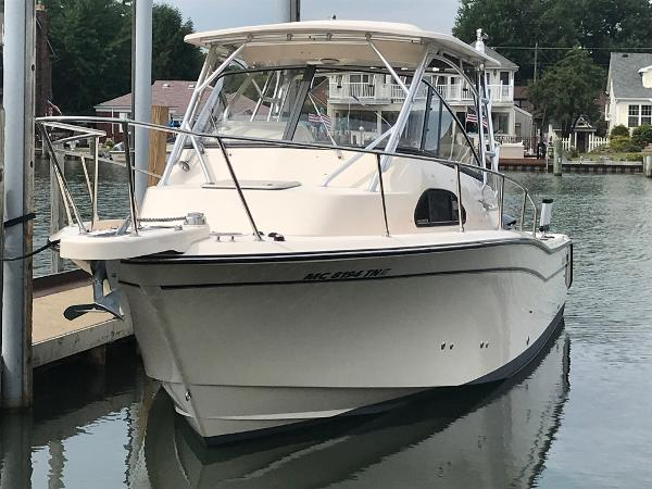 2008 GRADY WHITE MARLIN 300 for sale