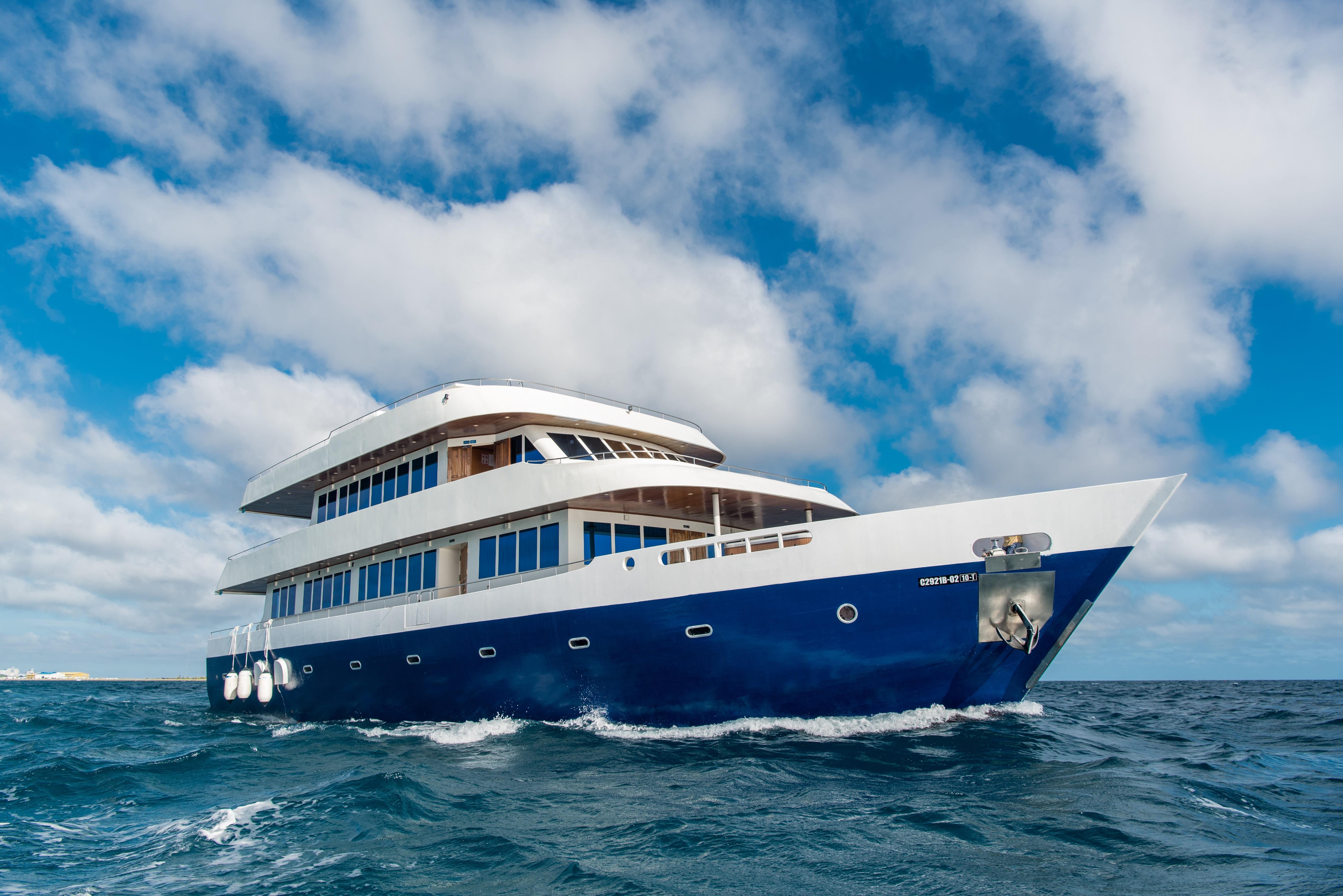 Custom Motor Yacht Explorer 110