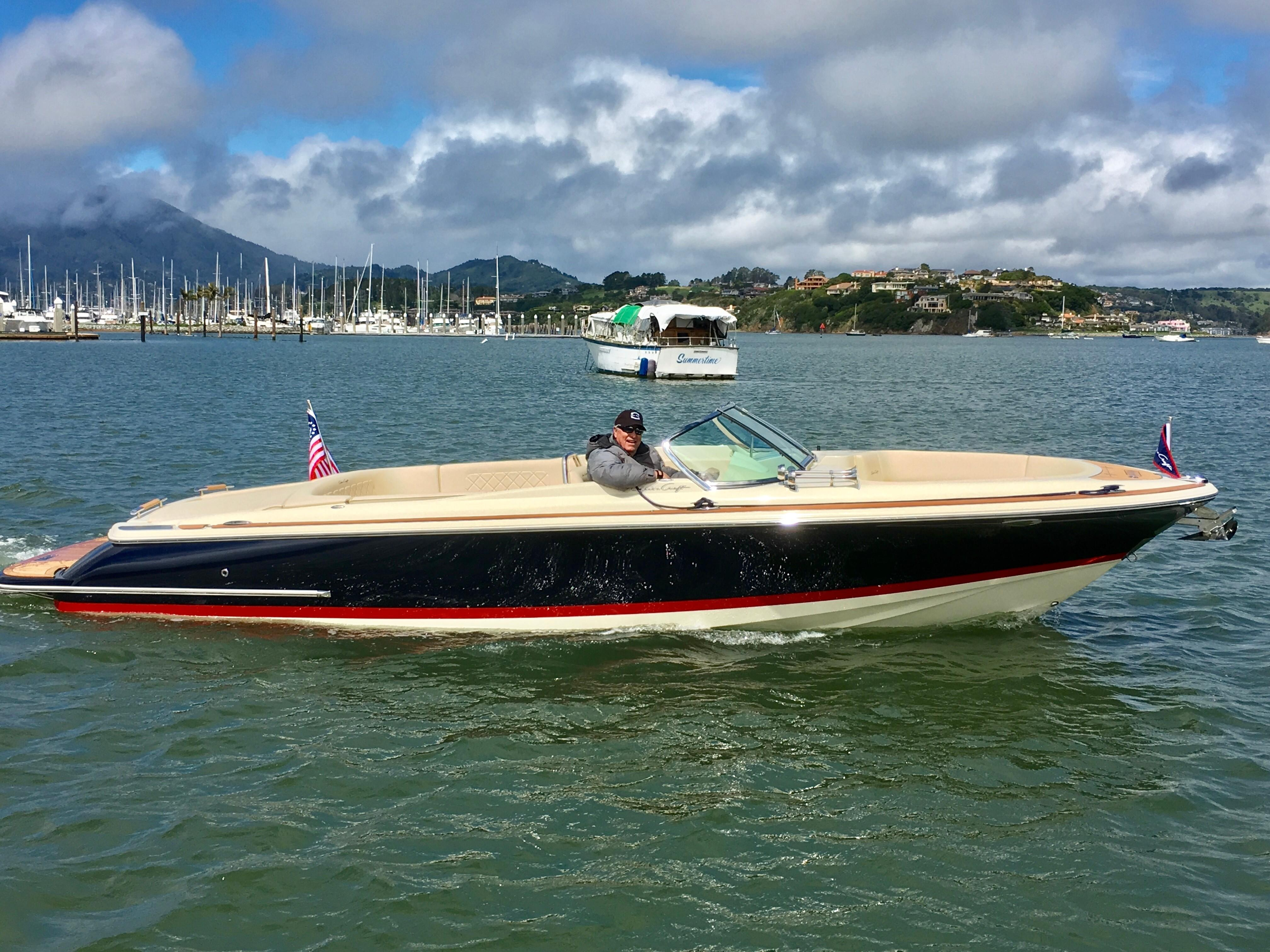 2019 Chris-Craft Launch 27 Sausalito, California - City Yachts