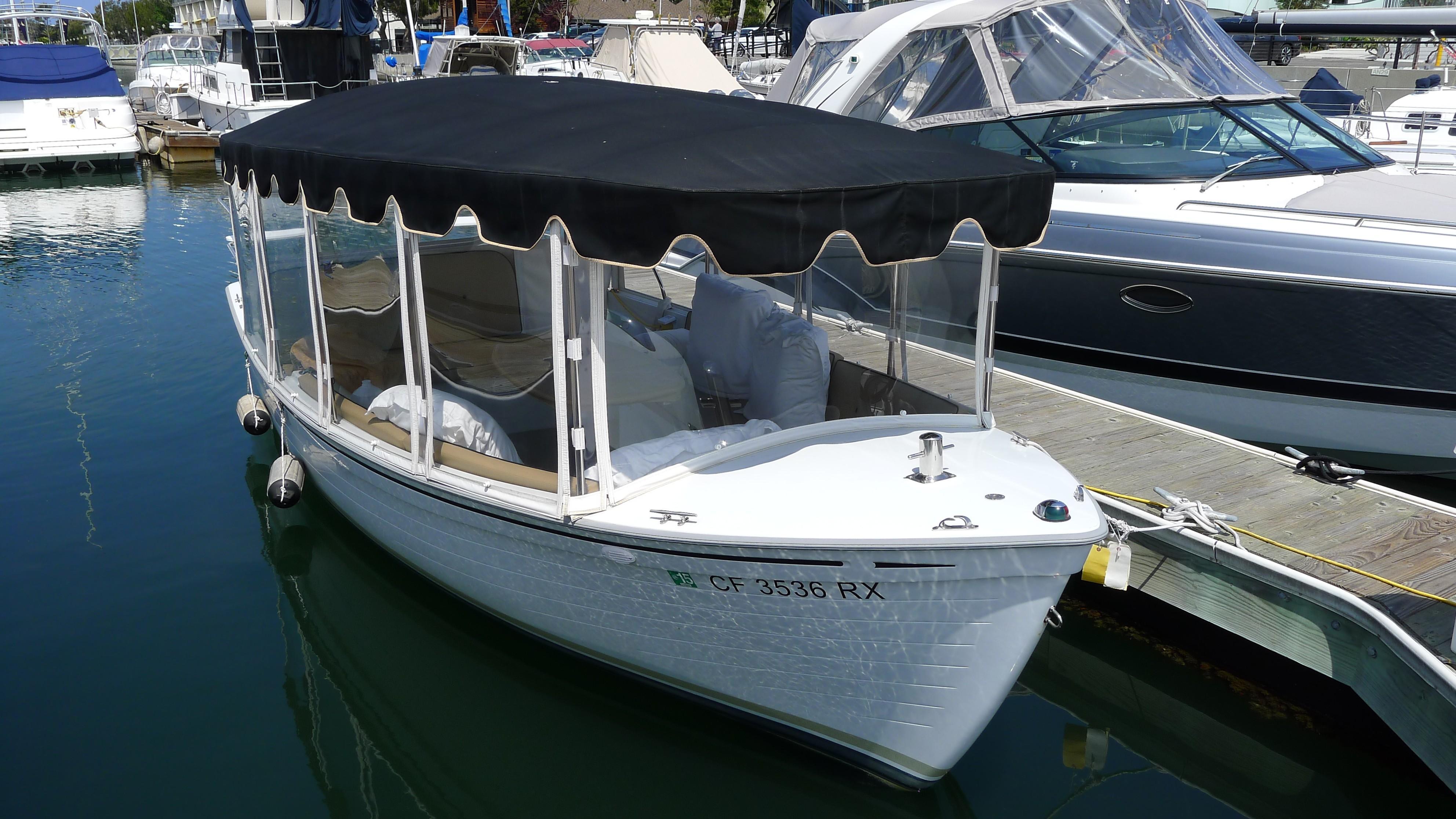 Duffy 21 Sun Cruiser