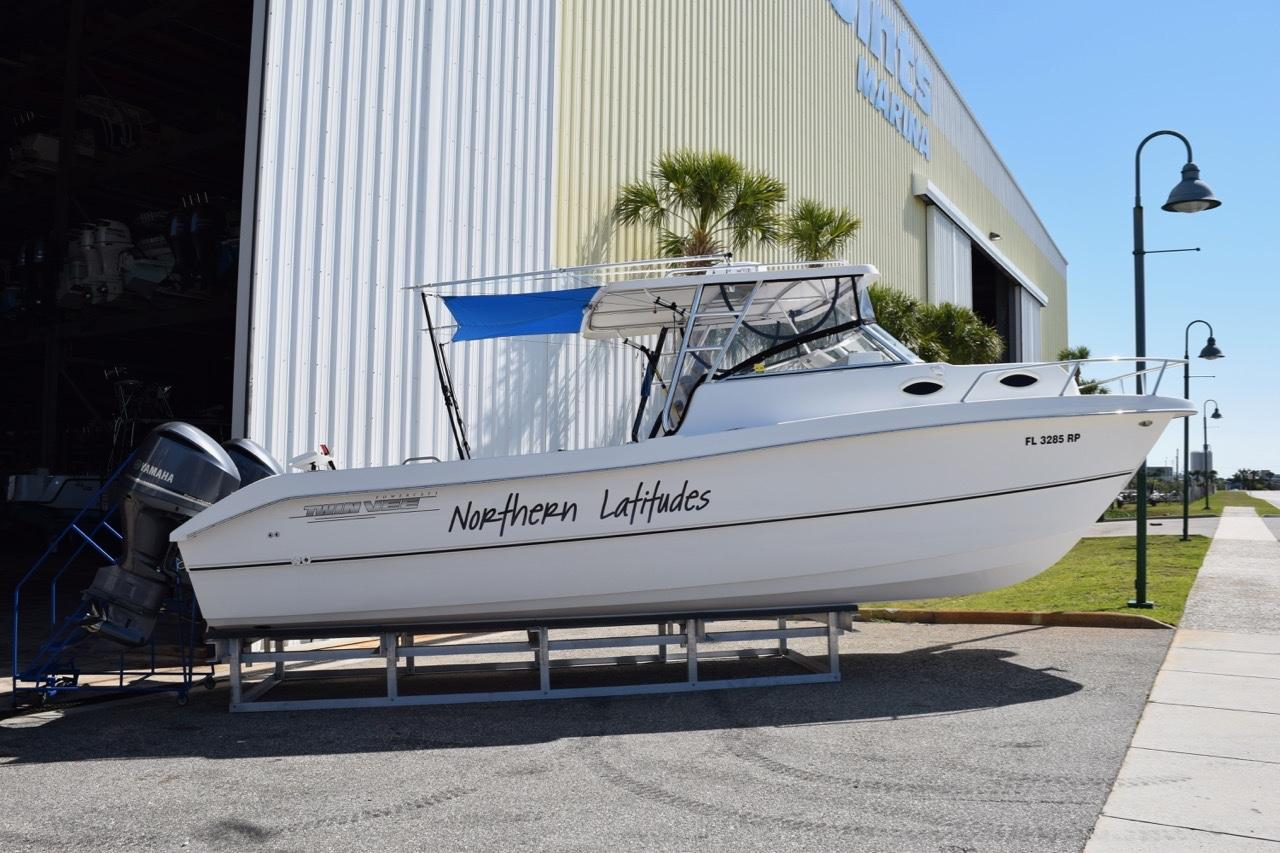 31 Twin Vee Northern Latitudes 2017 Cape Canaveral | Denison Yacht Sales