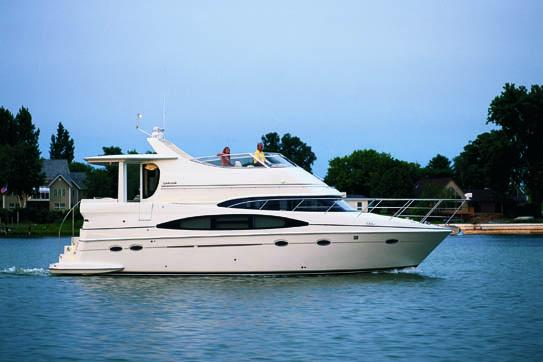 Manufacturer Provided Image: 466 Motor Yacht