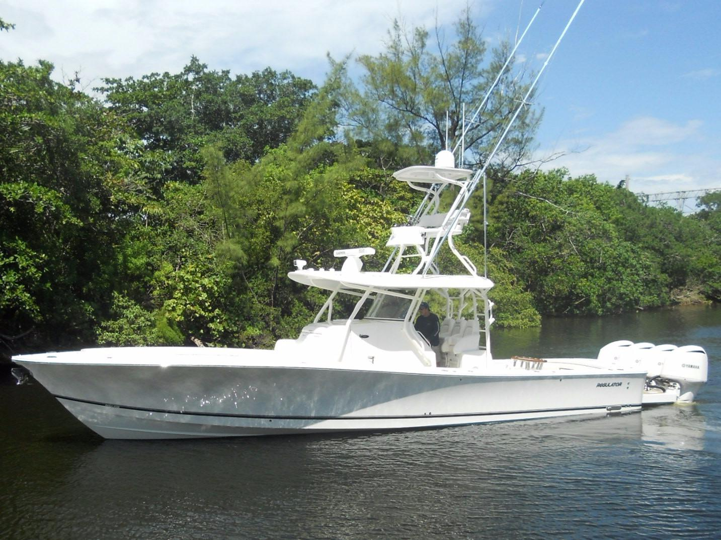 "Midnight Express Boat For Sale >> 2017 Regulator 41 Yacht for Sale in Fort Lauderdale, FL - ""New Boat"""