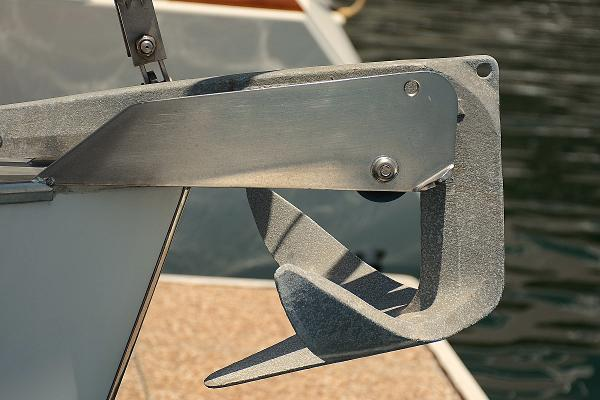 Bruce Anchor For Anchoring Up At Paradise Cove With Friends