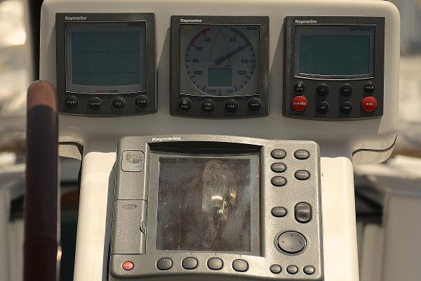 6001 Auto Pilot, Wind System, Tri-Data