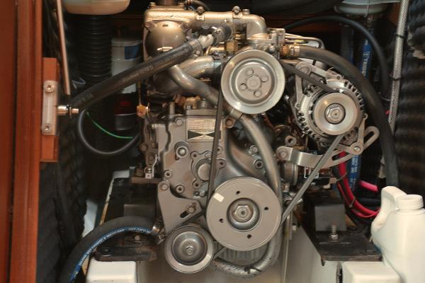 Yanmar 29HP Engine Only 700 Hours