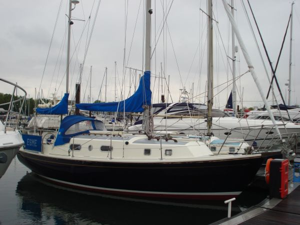 Westerly Longbow Ketch
