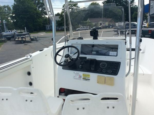 1998 Aquasport boat for sale, model of the boat is OSPREY 205 CC & Image # 1 of 5