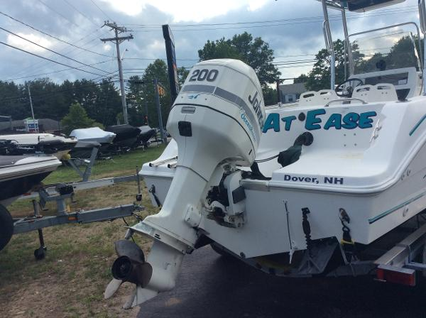 1998 Aquasport boat for sale, model of the boat is OSPREY 205 CC & Image # 4 of 5