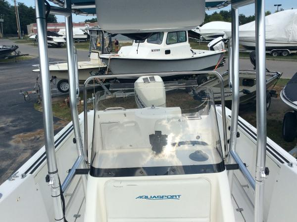 1998 Aquasport boat for sale, model of the boat is OSPREY 205 CC & Image # 5 of 5