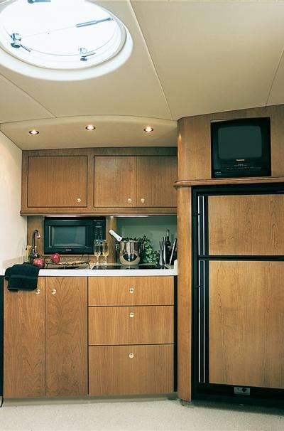 Manufacturer Provided Image: 3870 - galley