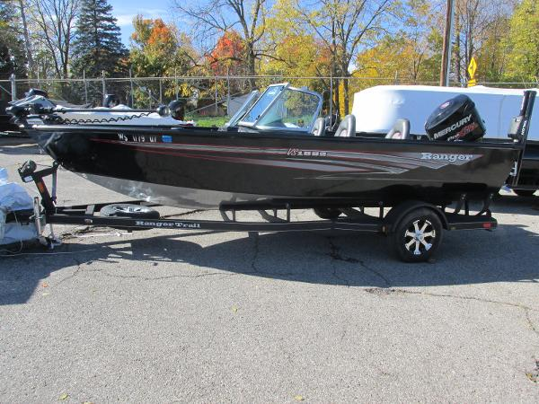 2018 Ranger Boats boat for sale, model of the boat is VS1882 WT & Image # 1 of 34