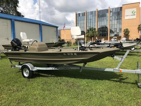 2017 TRACKER BOATS 1648 for sale
