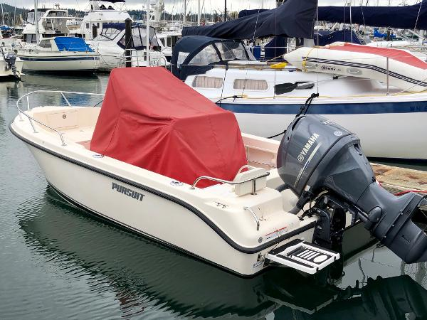Picture Of:  18' Pursuit C 180 Center Console 2012Yacht For Sale | 8