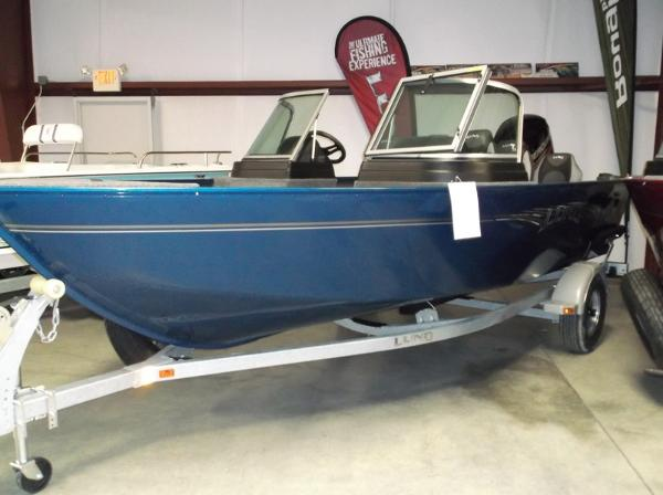 2016 LUND 1750 REBEL XS for sale