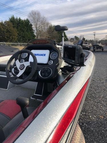 2012 Triton boat for sale, model of the boat is 21 HP & Image # 3 of 6