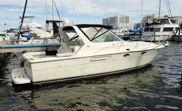 1995 Tiara Yachts Open Fisherman