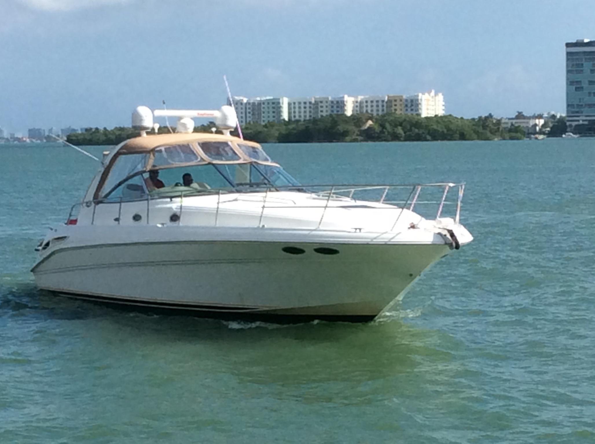 41 Sea Ray About Time 2002 Miami Denison Yacht Sales