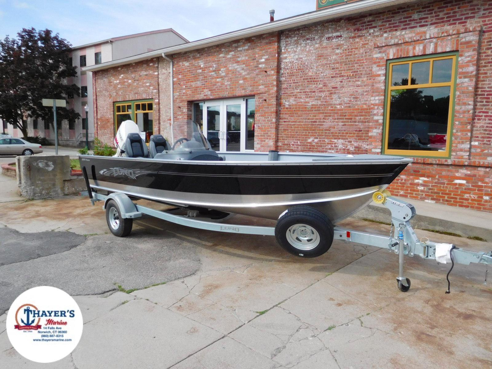 2017 LUND 2000 ALASKAN SS for sale