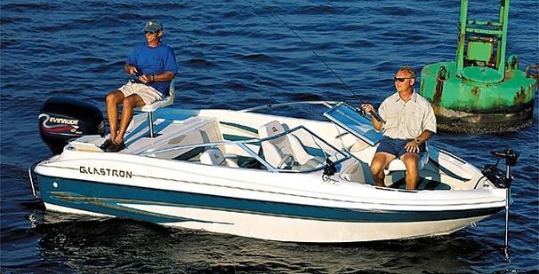 2000 GLASTRON GX 180 SKI & FISH for sale