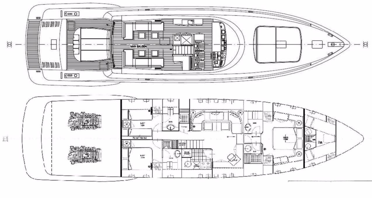 018 - Centurion I - Mangusta 72 - Peter Insull