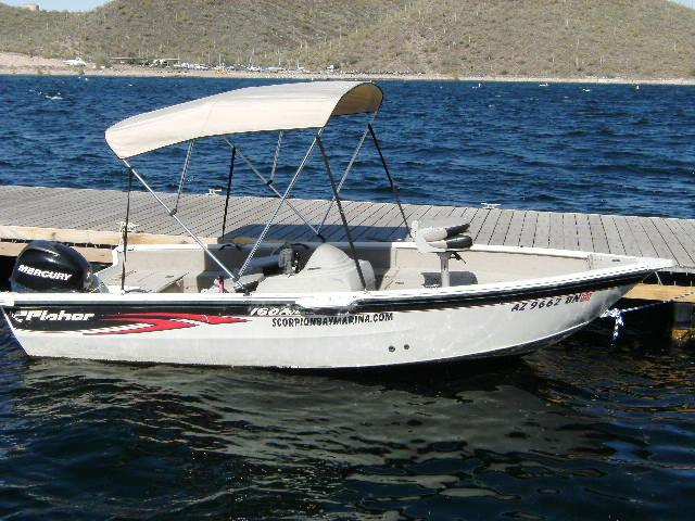 2009 Fisher 160PROAVENGERSC