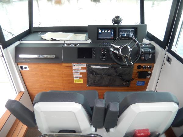 2018 Axopar 37 Cabin