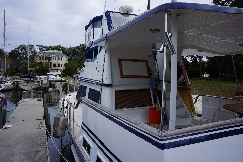 Marine Trader 43 LaBelle Trawler - Photo: #24