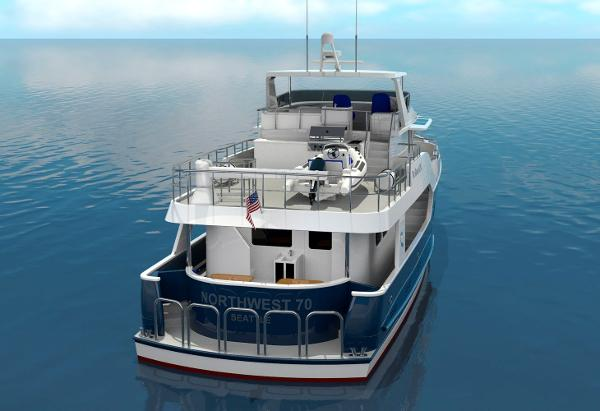 Picture Of:  70' Northwest 70 2020Yacht For Sale | 2 of 6