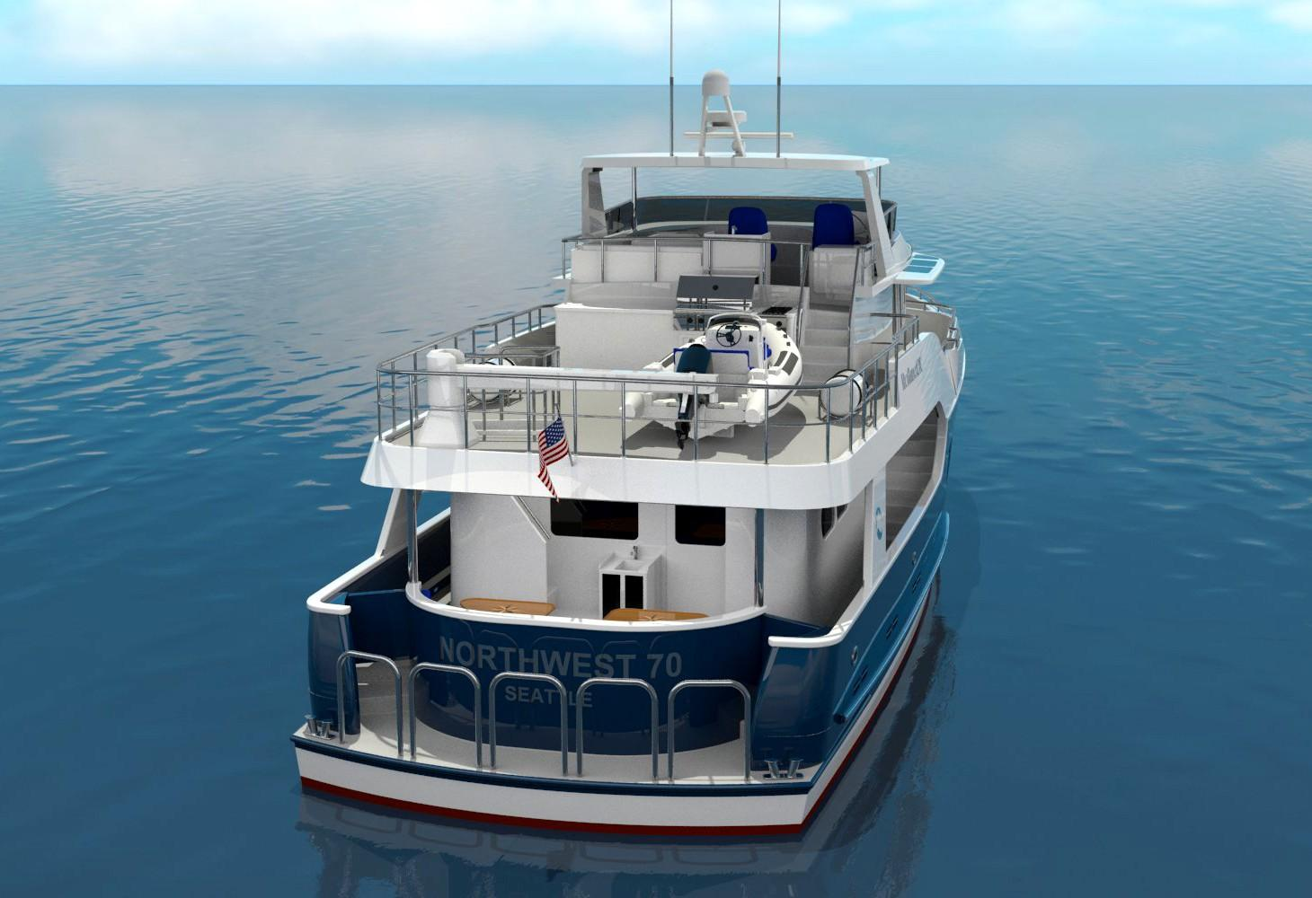 Picture Of:  70' Northwest 70 2020Yacht For Sale | 6