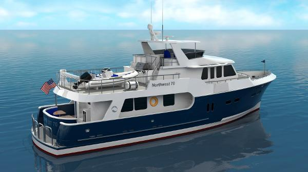 Picture Of:  70' Northwest 70 2020Yacht For Sale | 3 of 6