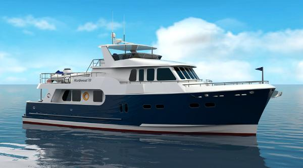 Picture Of:  70' Northwest 70 2020Yacht For Sale | 1 of 6