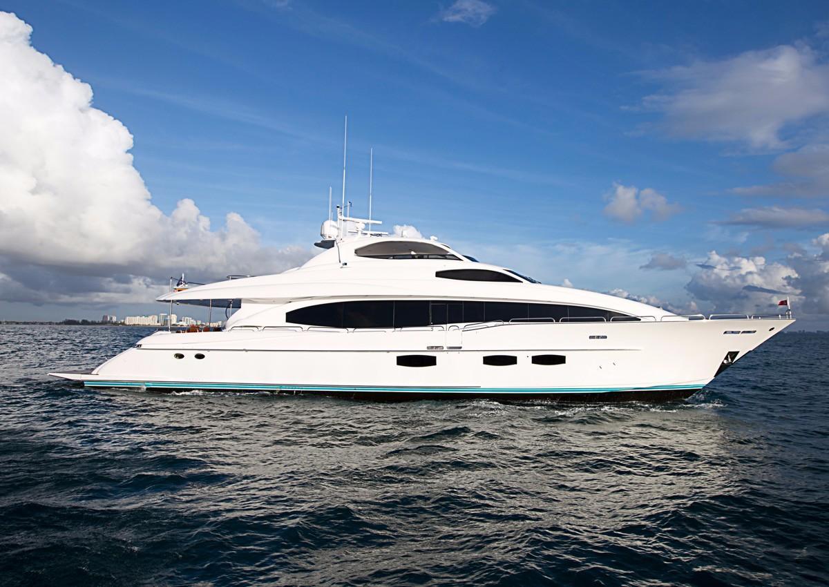 2008 Lazzara Motor Yacht