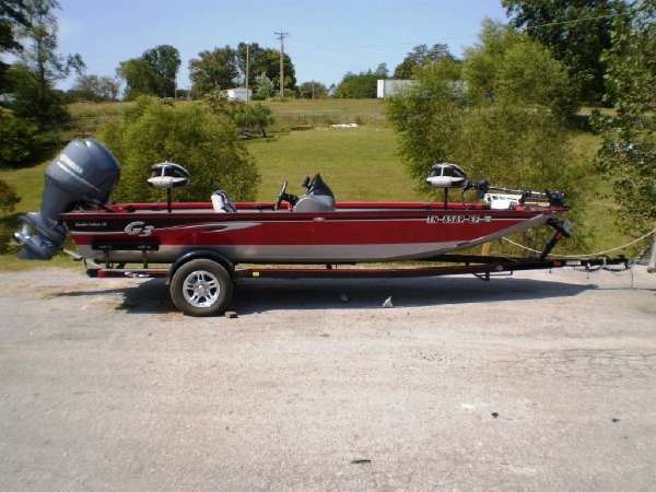 2014 G3 BOATS EAGLE TALON 19 for sale