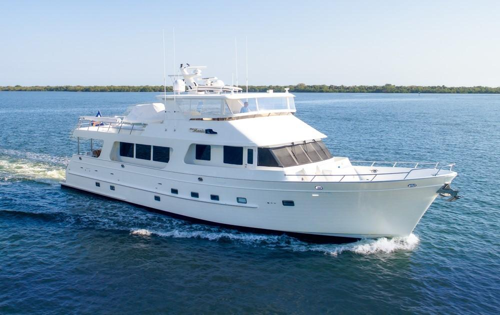 80' Outer Reef Yachts 2007
