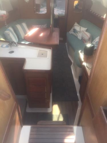 Hunter 336 Sell Purchase