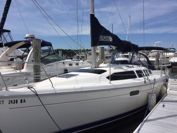 Hunter 336 Purchase Sell