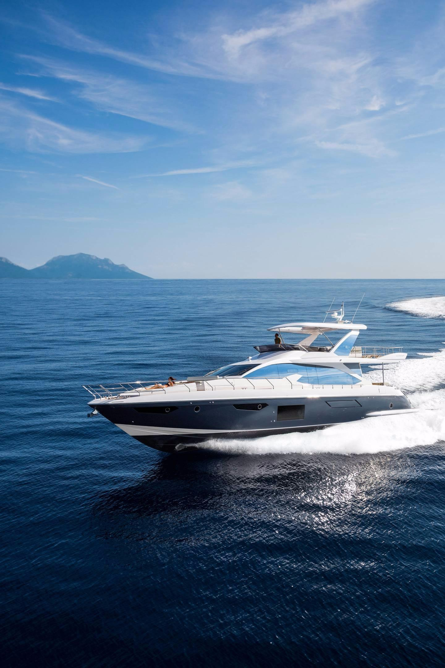 72 ft Azimut 72 Flybridge