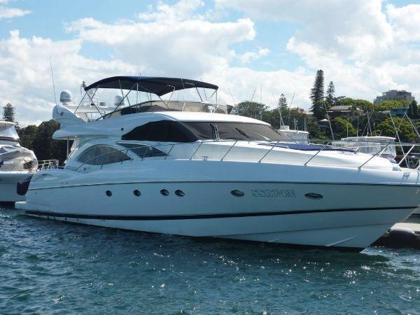 Sunseeker Manhattan 74 Motor Yachts. Listing Number: M-3713208