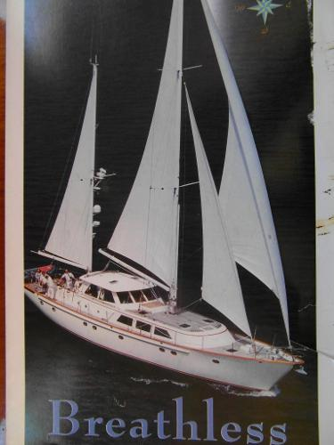 COOPER MAPLE LEAF 72 Pilothouse Ketch