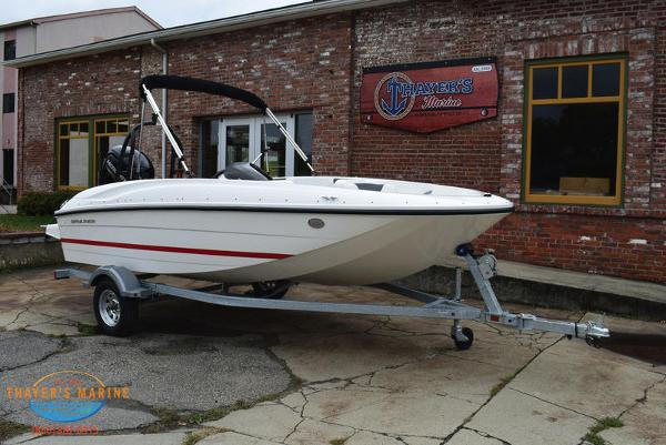 2021 Bayliner boat for sale, model of the boat is Element E16 & Image # 1 of 73