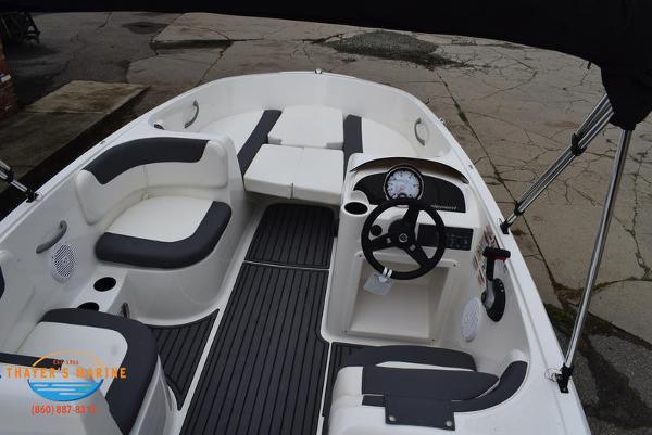 2021 Bayliner boat for sale, model of the boat is Element E16 & Image # 2 of 73