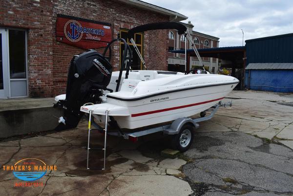 2021 Bayliner boat for sale, model of the boat is Element E16 & Image # 8 of 73