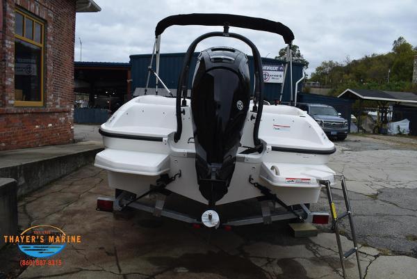 2021 Bayliner boat for sale, model of the boat is Element E16 & Image # 17 of 73