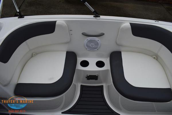 2021 Bayliner boat for sale, model of the boat is Element E16 & Image # 18 of 73