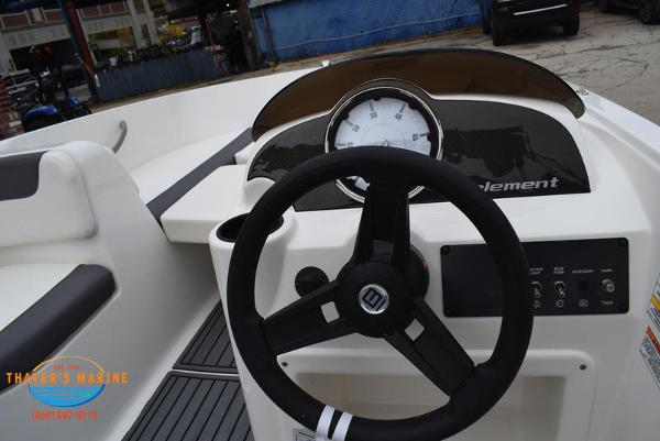 2021 Bayliner boat for sale, model of the boat is Element E16 & Image # 28 of 73