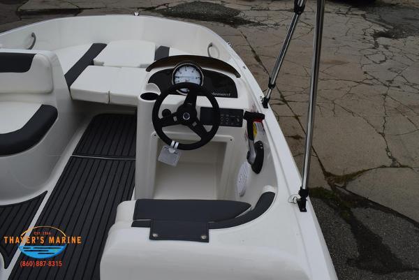 2021 Bayliner boat for sale, model of the boat is Element E16 & Image # 32 of 73